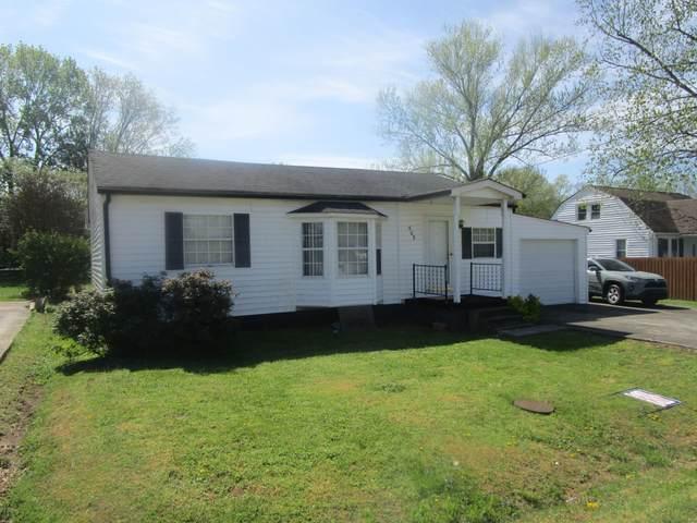505 Cherokee Ave, Clinton, TN 37716 (#1113355) :: Realty Executives