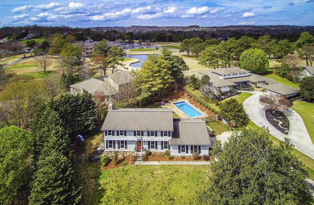 11909 S Fox Den Drive, Knoxville, TN 37934 (#1114683) :: Venture Real Estate Services, Inc.
