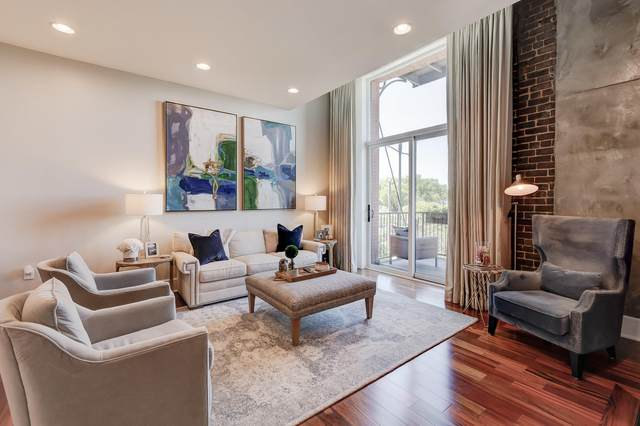 300 S Gay St Apt 203, Knoxville, TN 37902 (#1116331) :: Exit Real Estate Professionals Network