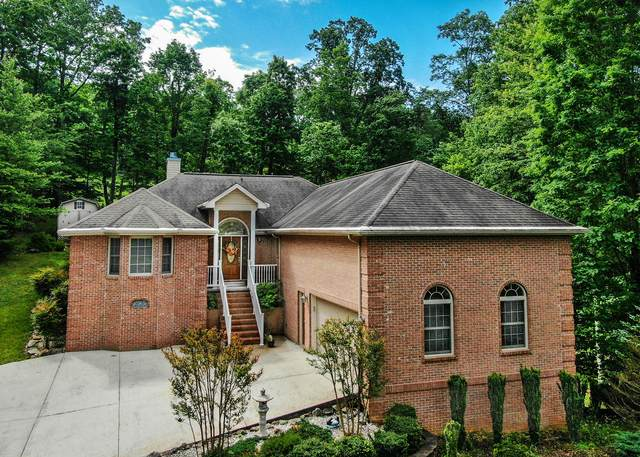 284 Forest Hill Drive, Crossville, TN 38558 (#1118359) :: Billy Houston Group