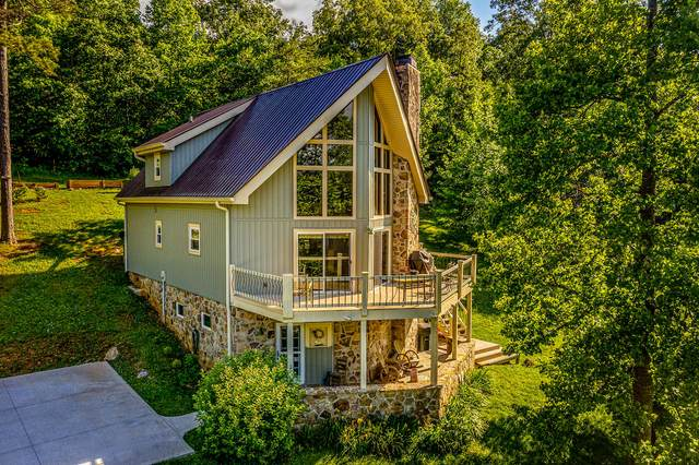 402 E Norris Point Rd, LaFollette, TN 37766 (#1118425) :: The Sands Group