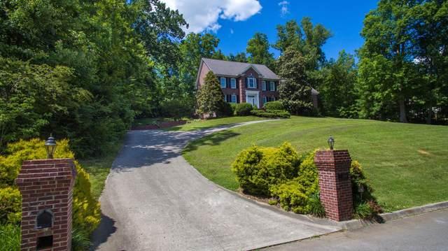 5309 Oak Glade Lane, Knoxville, TN 37918 (#1118896) :: Realty Executives