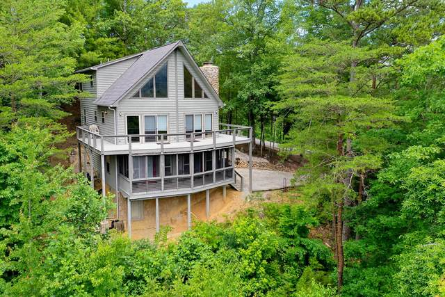 209 Cutter Gap Rd, Townsend, TN 37882 (#1118979) :: Venture Real Estate Services, Inc.