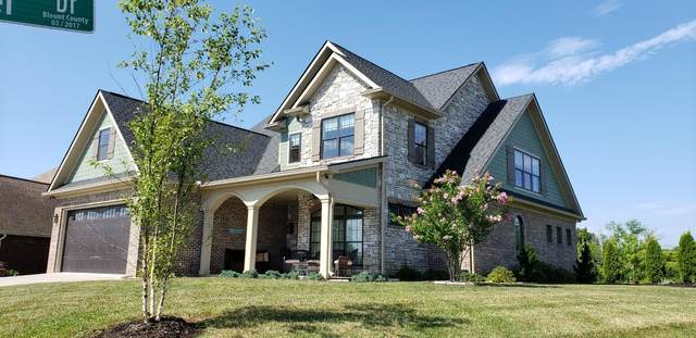 346 Brittingham Drive, Maryville, TN 37801 (#1119541) :: Venture Real Estate Services, Inc.