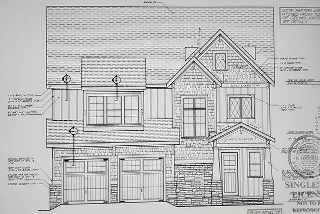 Lot 3 NW Starmont Tr, Knoxville, TN 37909 (#1119686) :: Catrina Foster Group