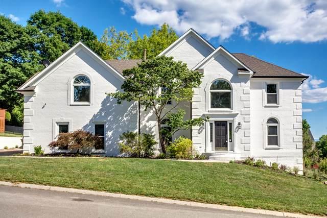 10308 Castlebridge Court, Knoxville, TN 37922 (#1119961) :: The Sands Group
