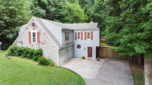 1520 Brent Drive, Knoxville, TN 37923 (#1119981) :: Venture Real Estate Services, Inc.