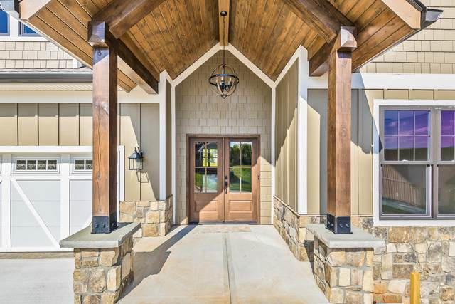 550 Simmons View Drive, Seymour, TN 37865 (#1120086) :: Tennessee Elite Realty