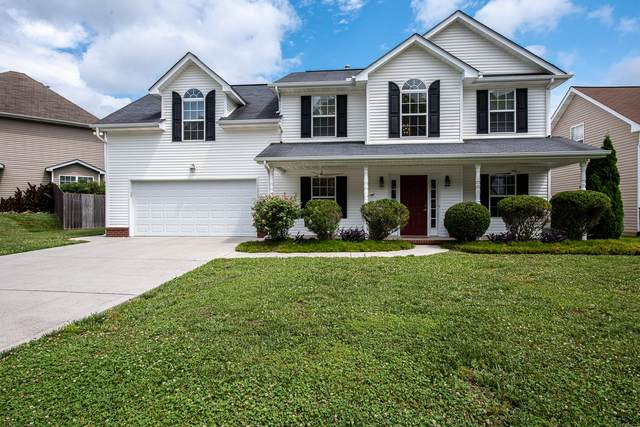 3236 Red Meadow Rd, Knoxville, TN 37931 (#1120368) :: Venture Real Estate Services, Inc.