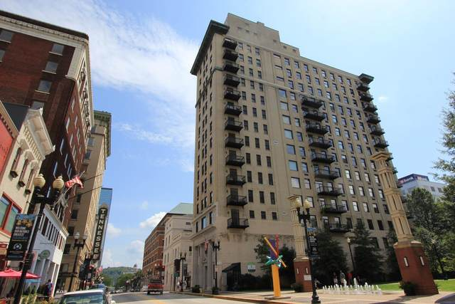 531 S Gay St #702, Knoxville, TN 37902 (#1120591) :: Realty Executives