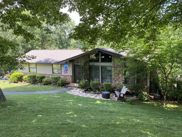 321 Leconte View Lane, Knoxville, TN 37920 (#1120594) :: Shannon Foster Boline Group