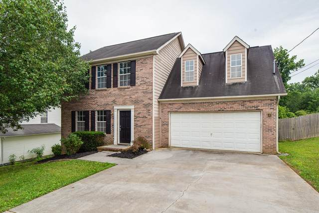 2112 Ember Brook Lane, Powell, TN 37849 (#1120647) :: Billy Houston Group