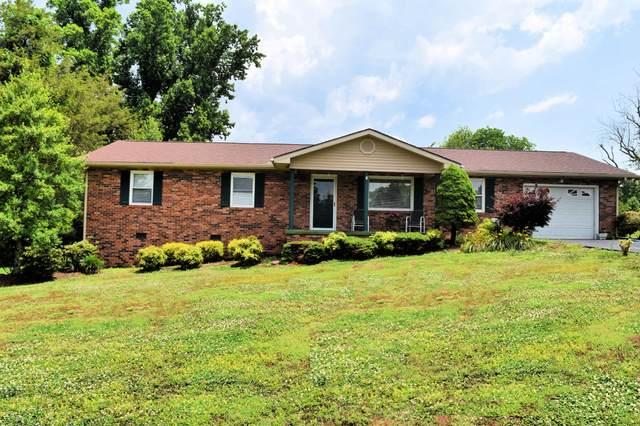 312 Brown Crest Rd, LaFollette, TN 37766 (#1121340) :: Realty Executives