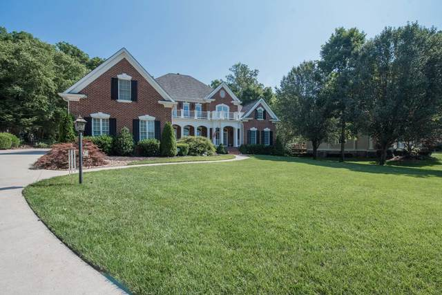 505 NW Paragon Pkwy, Cleveland, TN 37312 (#1121672) :: Billy Houston Group