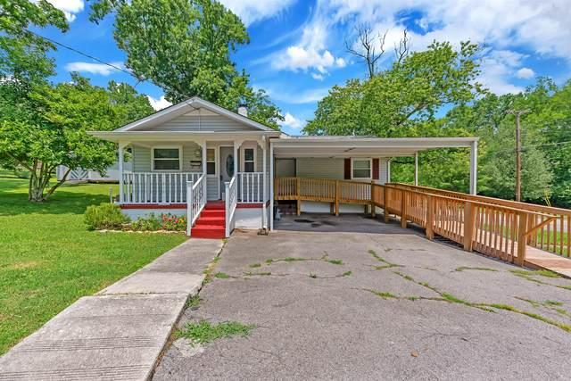 101 California Ave, Oak Ridge, TN 37830 (#1121927) :: Shannon Foster Boline Group