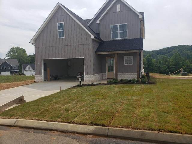 12607 Midland Pass St, Knoxville, TN 37932 (#1122362) :: Venture Real Estate Services, Inc.