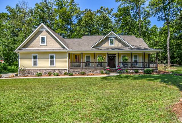 831 Gateway Lane, Seymour, TN 37865 (#1122474) :: Billy Houston Group