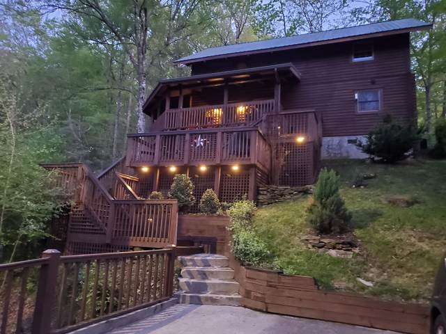 210 S Smoky Mountain Way, Sevierville, TN 37876 (#1122518) :: Catrina Foster Group