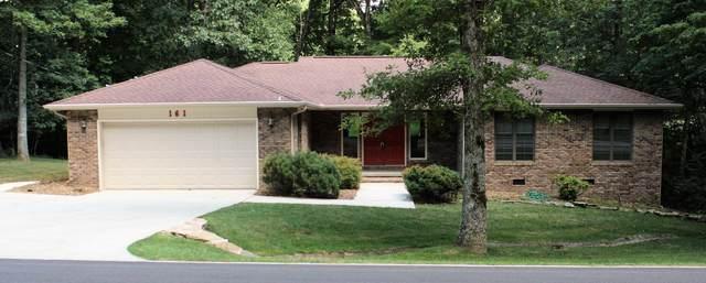 161 Snead Drive, Fairfield Glade, TN 38558 (#1122647) :: Venture Real Estate Services, Inc.