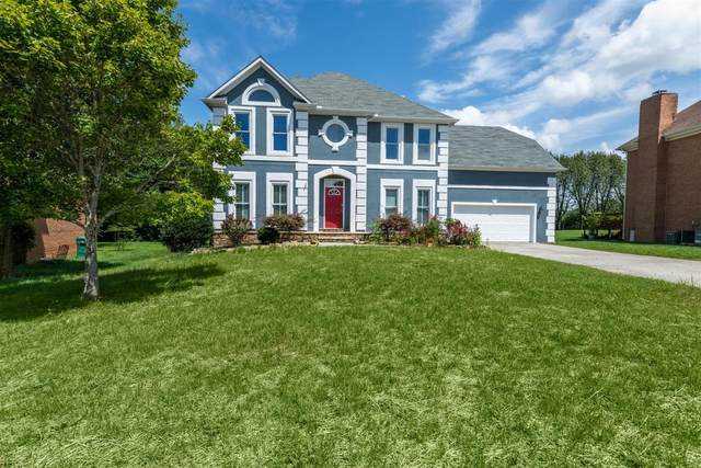 1022 Glensprings Drive #1, Knoxville, TN 37922 (#1123560) :: Catrina Foster Group