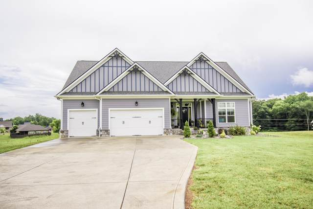 1230 Rippling Waters Circle, Sevierville, TN 37876 (#1123633) :: The Sands Group