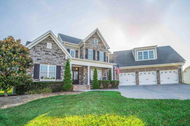 447 Montana Court, Seymour, TN 37865 (#1123649) :: The Sands Group