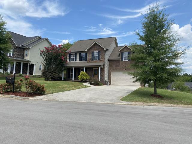 5408 Havenstone Lane, Knoxville, TN 37918 (#1123799) :: Realty Executives