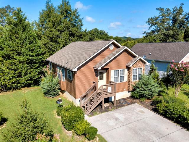 714 Plantation Drive, Pigeon Forge, TN 37863 (#1123909) :: Venture Real Estate Services, Inc.