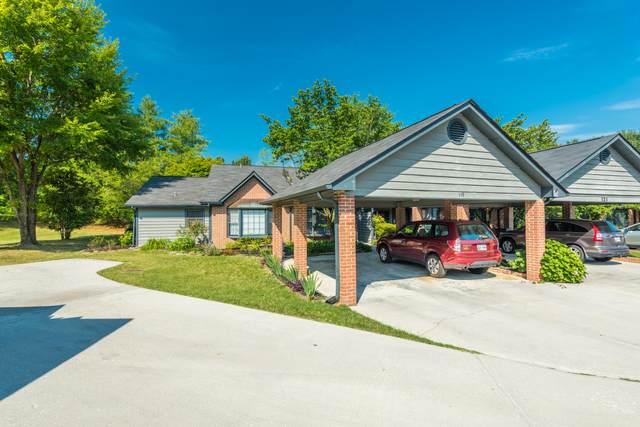 119 Blue Ridge Court, Oak Ridge, TN 37830 (#1124360) :: Shannon Foster Boline Group