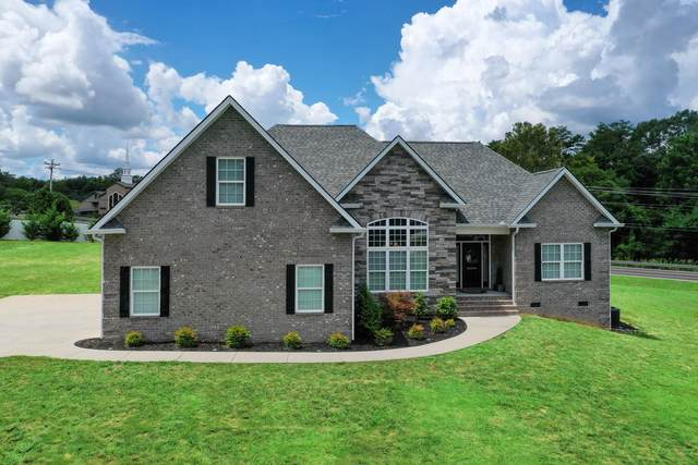 529 Ivey Vine Drive, Maryville, TN 37801 (#1124431) :: The Sands Group