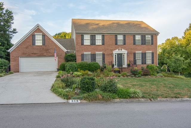 318 Sundown Rd, Knoxville, TN 37934 (#1124930) :: Exit Real Estate Professionals Network