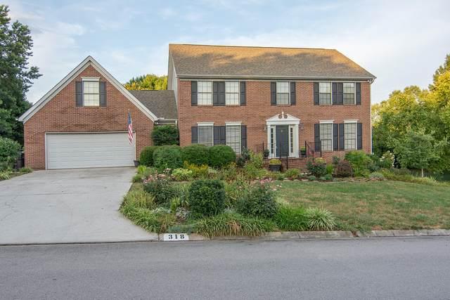318 Sundown Rd, Knoxville, TN 37934 (#1124930) :: Venture Real Estate Services, Inc.
