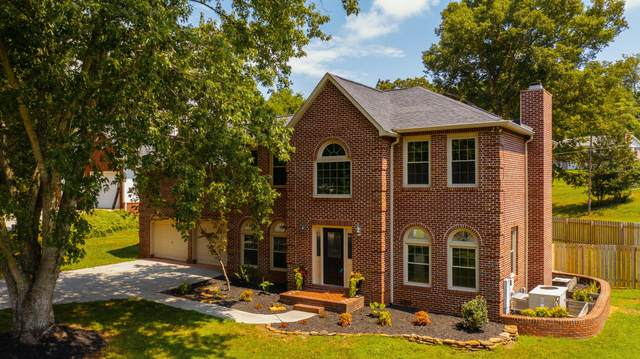 648 Hickory Woods Rd, Knoxville, TN 37934 (#1125103) :: Venture Real Estate Services, Inc.