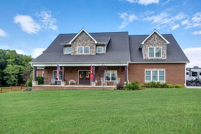 3068 Beecarter Rd, Dandridge, TN 37725 (#1125419) :: Venture Real Estate Services, Inc.