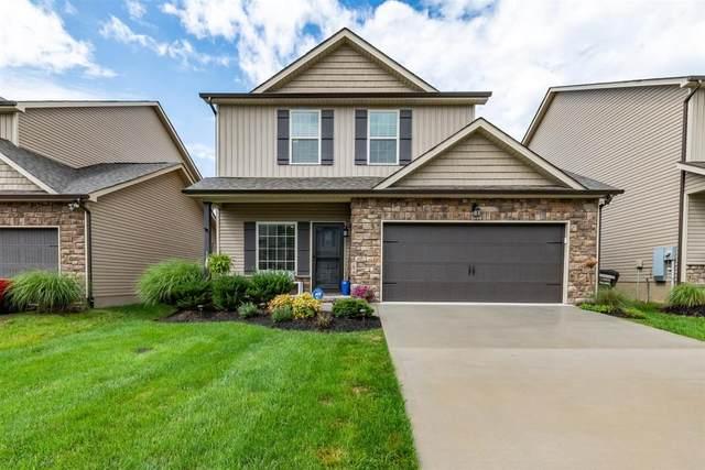 1605 Silver Spur Lane Lane, Knoxville, TN 37932 (#1125462) :: Venture Real Estate Services, Inc.