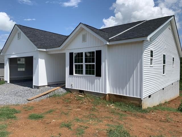 190 Country Way Rd, Vonore, TN 37885 (#1126192) :: Realty Executives Associates Main Street