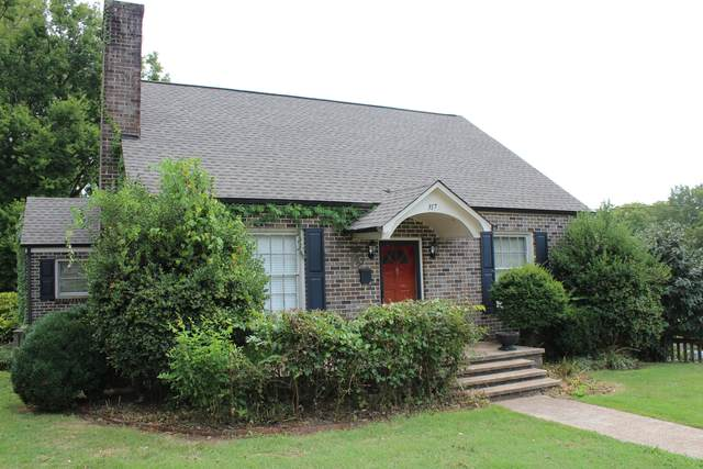 317 S High St, Sweetwater, TN 37874 (#1126248) :: Realty Executives