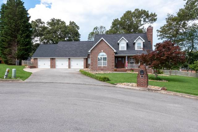 3702 Blackstock Drive, Maryville, TN 37801 (#1126318) :: Exit Real Estate Professionals Network