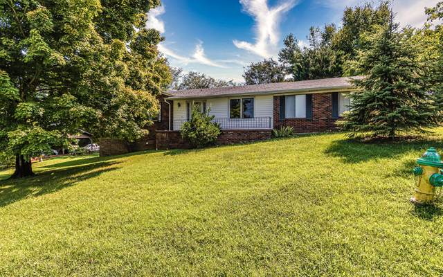 1000 Barker Drive Drive, White Pine, TN 37890 (#1126358) :: The Sands Group