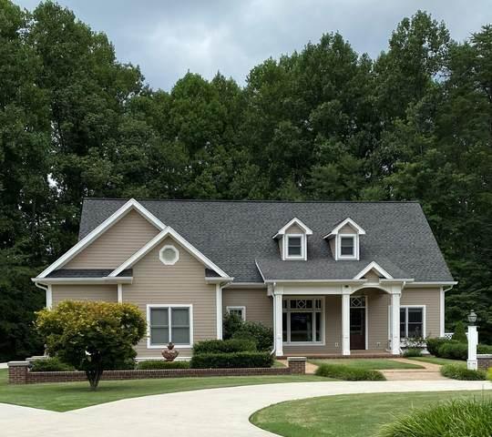 150 Timberland Drive, Livingston, TN 38570 (#1126570) :: Billy Houston Group
