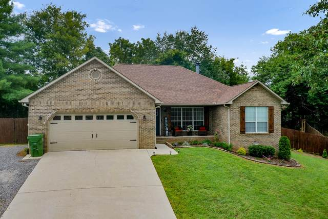 604 Brookhollow Tr, Maryville, TN 37804 (#1126716) :: Realty Executives