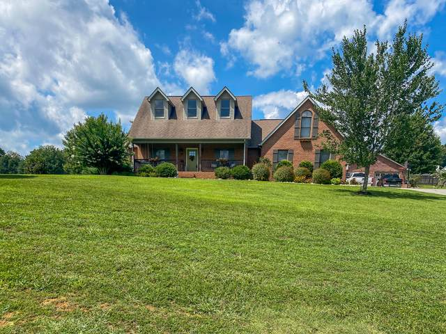 1413 Foxfire Circle, Seymour, TN 37865 (#1126784) :: Exit Real Estate Professionals Network