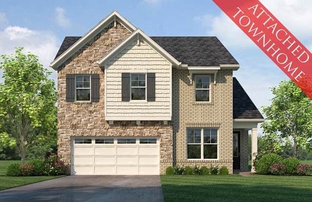 11882 Gecko (Lot 16) Drive, Knoxville, TN 37932 (#1126799) :: Billy Houston Group
