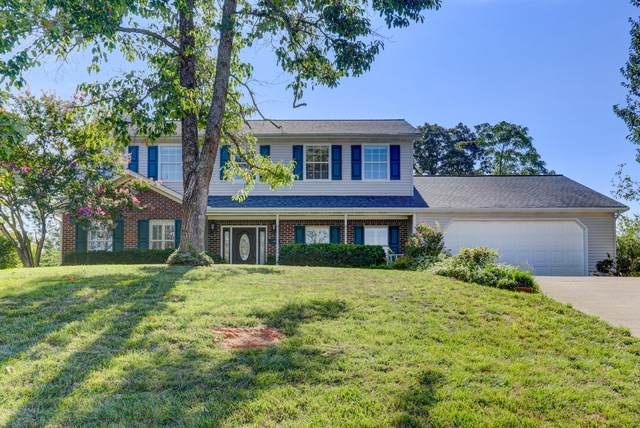 1165 Oak Haven Rd, Knoxville, TN 37932 (#1127053) :: The Sands Group