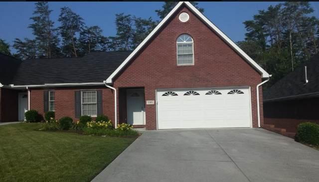 105 Honey Ridge Way, Knoxville, TN 37924 (#1127273) :: Venture Real Estate Services, Inc.