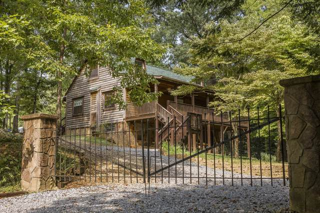 3701 Pleasand View Lane, Sevierville, TN 37862 (#1127305) :: Shannon Foster Boline Group