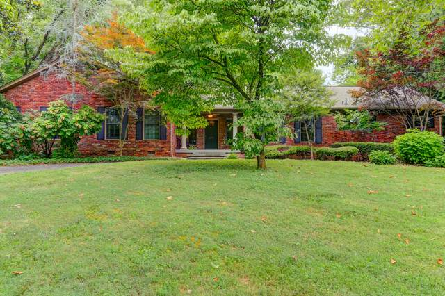 805 Cherokee Blvd, Knoxville, TN 37919 (#1127453) :: Shannon Foster Boline Group