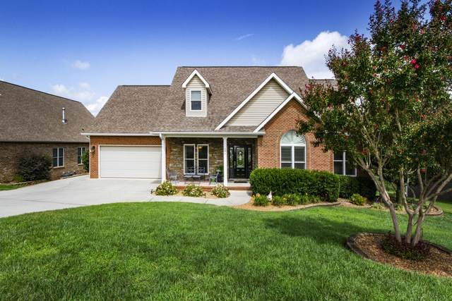 190 Pointe Summit Drive, Greenback, TN 37742 (#1127625) :: The Cook Team