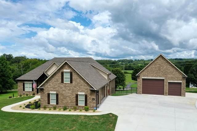 2407 Robin Ridge Drive, Maryville, TN 37801 (#1127805) :: Venture Real Estate Services, Inc.