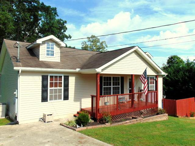 112 Winding Trail, Harriman, TN 37748 (#1127807) :: Venture Real Estate Services, Inc.